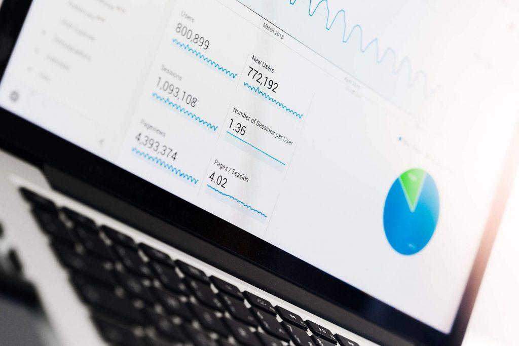 seo et référencement google website analytics